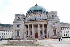 Holy Blaise Basilica, Germany. The Holy Blaise Basilica at the heart of the Black Forest, Germany Stock Photo