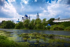 Holy Bogolyubovo Monastery Royalty Free Stock Photo