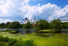 Holy Bogolyubovo Monastery Stock Photos