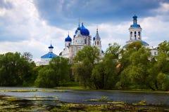 Holy Bogolyubovo Monastery Royalty Free Stock Images