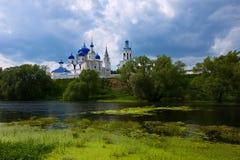 Holy Bogolyubovo Monastery Stock Photography