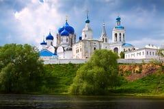 Holy Bogolyubovo Monastery Stock Image