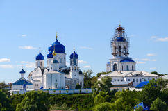 The Holy Bogolyubovo Monastery, Vladimir region, Russia Royalty Free Stock Images