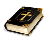 Holy Book. On the white Stock Photo