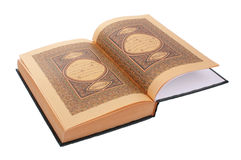 The Holy Book Of Quran Royalty Free Stock Photos