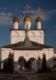 Holy Candlemas convent. Gorokhovets. The Vladimir region. At the end of September 2015. Stock Photo