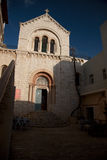 Holy cathedral in jerusalem Royalty Free Stock Image