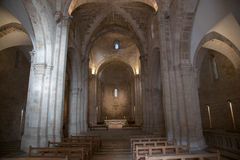Holy cathedral in jerusalem Stock Image