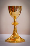 Holy chalice Royalty Free Stock Photography