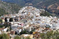 Holy City of Moulay Idris Royalty Free Stock Photography