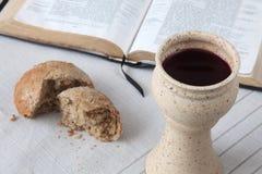 Holy communion Stock Image