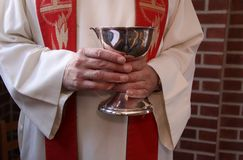 Holy communion Royalty Free Stock Images
