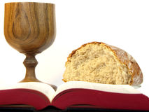 Holy communion Stock Image