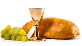Holy communion Stock Photography