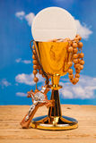 Holy communion Stock Photos