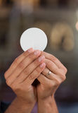 Holy communion Stock Images