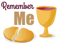 Holy Communion Royalty Free Stock Photography