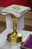 Holy communion 2. Holy communion still life religion Stock Photography