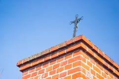 Holy cross Stock Image