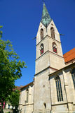 Holy Cross Cathedral in Rottweil Royalty Free Stock Photography