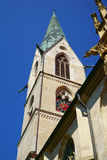 Holy Cross Cathedral in Rottweil Royalty Free Stock Images