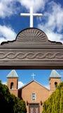 Holy Cross Catholic Church Royalty Free Stock Photos