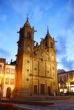 Holy Cross Church, Braga, Portugal Stock Photo