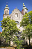 Holy Cross Church Landsberg Stock Photos