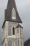 Holy Cross Church Spire, Kenmare. Ireland Stock Photos