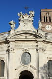 Holy Cross in Jerusalem Basilica in Rome Royalty Free Stock Photography