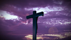 Holy Cross 4 stock footage
