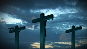 Holy Cross 5. Religious stock footage of a Holy Cross stock footage