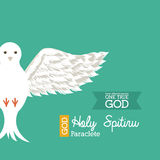 Holy design Stock Image