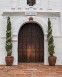 Holy Door Royalty Free Stock Photo
