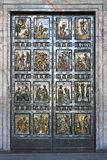 The Holy Door Royalty Free Stock Image