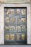Holy Door In Vatican Royalty Free Stock Photo