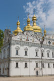 Holy dormition cathedral Kiev Royalty Free Stock Photo