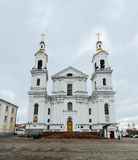 Holy Dormition Cathedral, Vitebsk Stock Photos