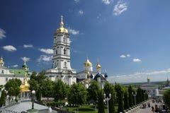 Holy Dormition Pochayiv Lavra Royalty Free Stock Images