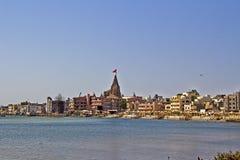 Holy Dwarka dhama Royalty Free Stock Image