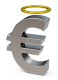 The holy euro sign Royalty Free Stock Images