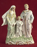 Holy family bis Royalty Free Stock Photos