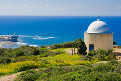 Holy Family Chapel, Haifa Royalty Free Stock Photo