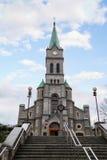 Holy Family Church in Krupowki Street in Zakopane Royalty Free Stock Photo