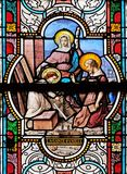 Holy Family royalty free stock photography