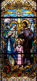 Holy Family stock images