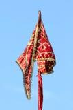 Holy flag Stock Photo