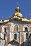 Holy Gates of Kiev Pechersk Lavra stock photo
