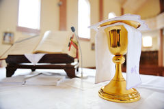 The holy grail Royalty Free Stock Photo