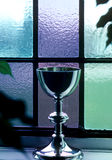 Holy Grail. By the window Stock Photography